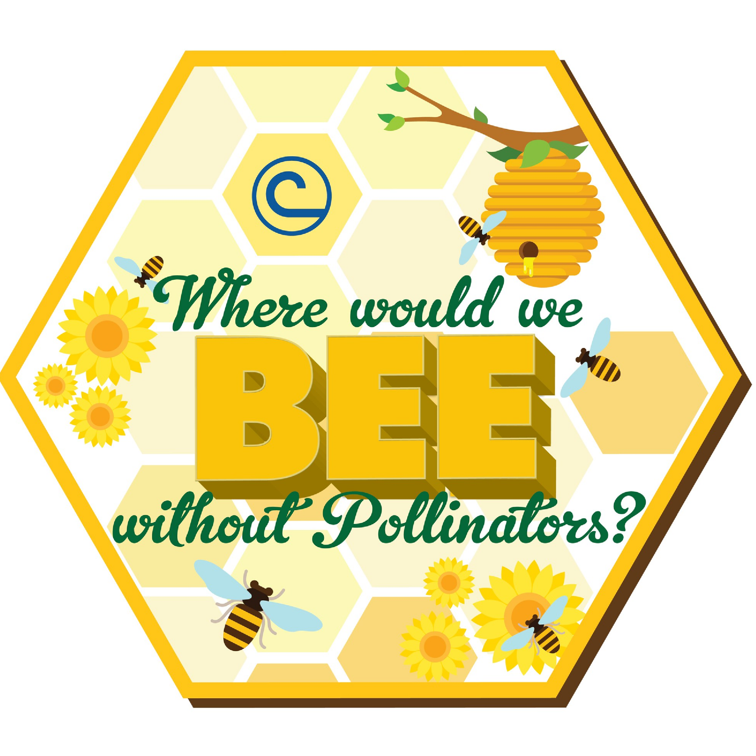 Bee a pollinator!
